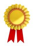 3d Illustration Of Golden Award Royalty Free Stock Photo