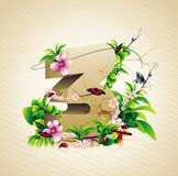 3d ilustracja Obrazy Royalty Free