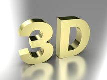 3d image Royalty Free Stock Photography