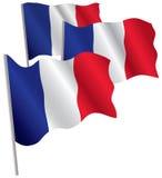 3d indicateur France illustration de vecteur