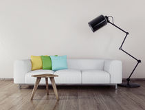 Free 3d Interior Royalty Free Stock Images - 49574549