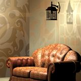 3d interior máximo Imagem de Stock Royalty Free