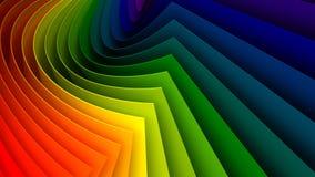 3d kleurrijke achtergrond Royalty-vrije Stock Foto