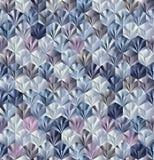 3d kubussen naadloos patroon. Royalty-vrije Stock Afbeelding
