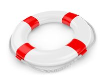 3D life buoy Stock Photography