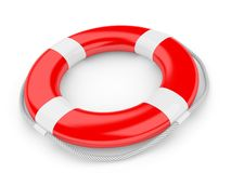 3D life buoy Stock Photos