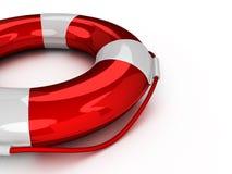 3d Lifebuoy Stock Image