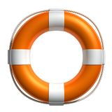 3D Lifebuoy Foto de Stock Royalty Free