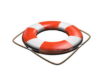 3d lifeguard II Royalty Free Stock Images