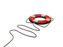 3d lifeguard II Royalty Free Stock Image