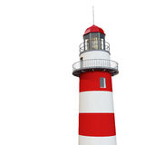 3d lighthouse Royalty Free Stock Photo