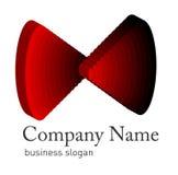 3D logo design Royalty Free Stock Image