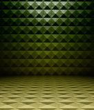 3d metal square tiles Royalty Free Stock Images