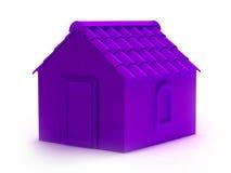 3d mieszkanie dom ilustracji