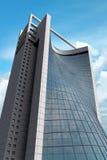 3D model van bureaustructuur Stock Foto's