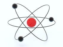3d molecule Stock Photos