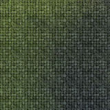 3d mosaic wall floor in green grunge stone Royalty Free Stock Photo