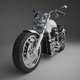 3d motorcycle Stock Photos