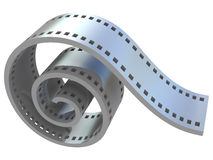 3d movie Royalty Free Stock Photos