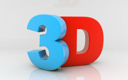 3d movies Royalty Free Stock Photos