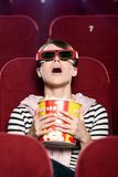 3D movies Stock Photo
