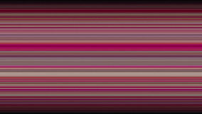 3d multiple pink red striped backdrop stock video footage