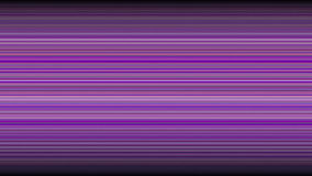 3d multiple purple pink striped backdrop stock video