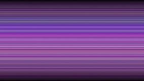3d multiple purple pink striped backdrop stock video