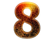 3d number Stock Photography
