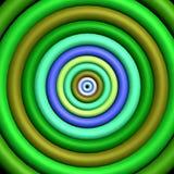 3D - Obiettivo Funky Fotografia Stock