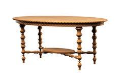 3d odizolowywający nad stołowym biel royalty ilustracja