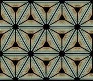 (3D) patroon van de bewerker. Royalty-vrije Stock Foto's