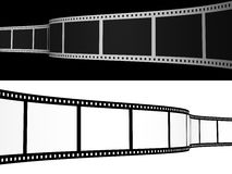 3d photographic film Stock Photography