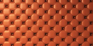3d picture of genuine leather upholstery Stock Image