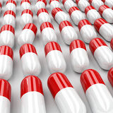 3d pills Stock Images
