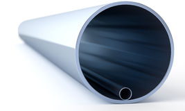 3d pipes Royalty Free Stock Images