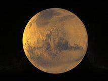 3d planeet Stock Fotografie