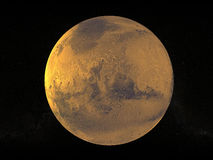 3d Planet Stock Photography