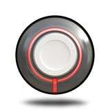 3D Power Icon Royalty Free Stock Photos