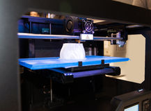 3D Printer - FDM Printing Stock Photography
