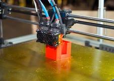 Free 3D Printer - FDM Printing Stock Image - 48038121