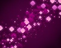 3d purple background Royalty Free Stock Image