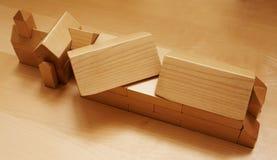 3d puzzle Stock Images