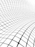 3d räknade surface white för rastret stock illustrationer