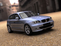 3d Render Car Stock Photography