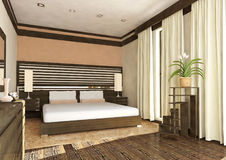 3d render interior Royalty Free Stock Image