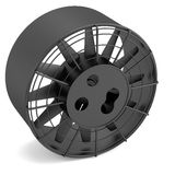 3d render of large fan Royalty Free Stock Photos