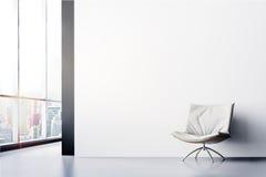 3d Render Of Beautiful Modern Interior Royalty Free Stock Image