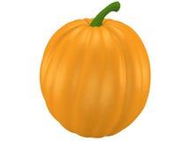 3d Render of a Pumpkin Royalty Free Stock Photos