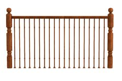 3d render of railing Stock Images